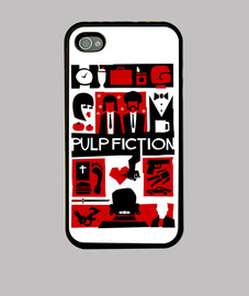 Pulp Fiction (Saul Bass Style)