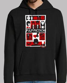 Pulp Fiction (Saul Bass Style) 2