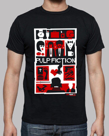 Pulp Fiction (Saul Bass Style) 2