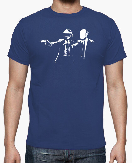 Pulp Fiction Star Wars cine parodia camisetas friki