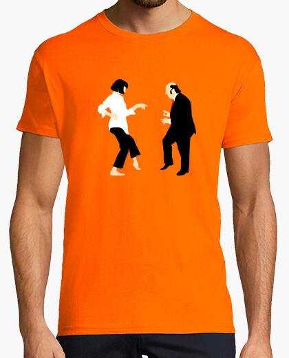 Tee-shirt pulp fistron