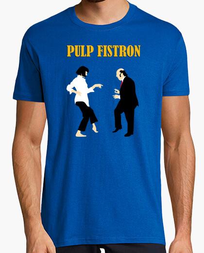 Camiseta Pulp Fistron Texto, Hombre