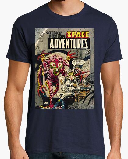 Camiseta Pulp Horror Comic 00