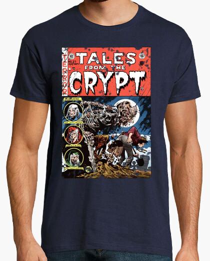 Camiseta Pulp Horror Comic 04