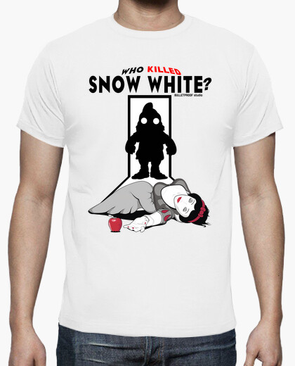 Pulp princess - snow white t-shirt