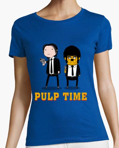 T-shirt pulp time