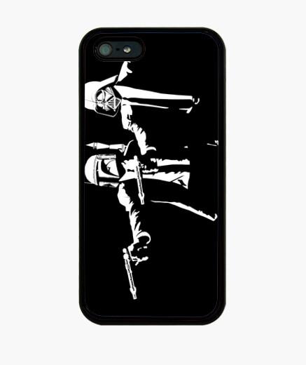 Funda iPhone Pulp Troopers Black - iPhone 5