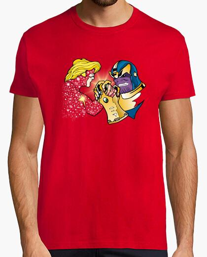 Camiseta Pulso del Infinito