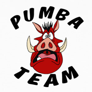 Camisetas Pumba Team