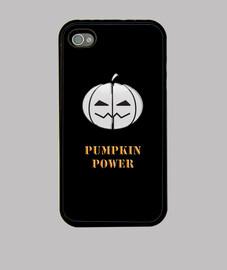 Pumpkin Power (iPhone 4 y 4S)