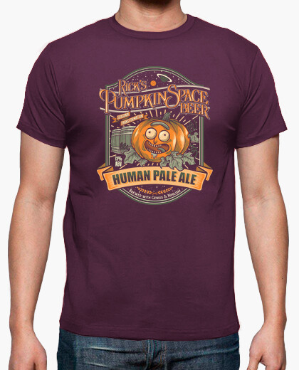 Camiseta Pumpkin Space HPA