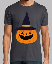 pumpkin witch / halloween / hat