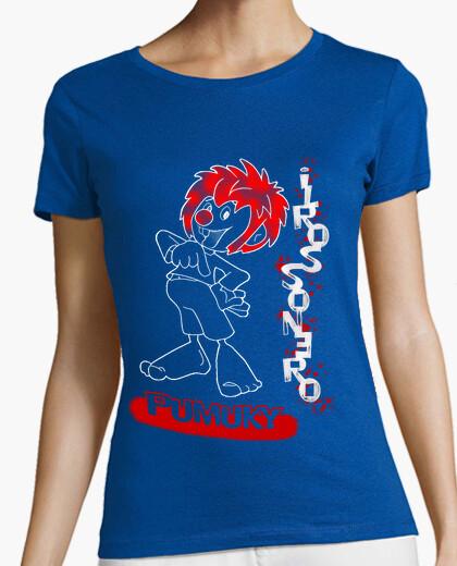 Camiseta pumuky