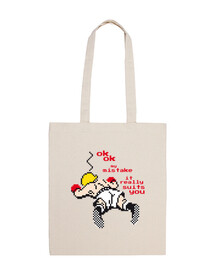 Punch-out!! bag