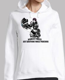 Punch First! VI (black)