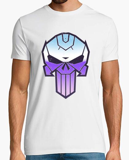 Camiseta Punisher Decepticon