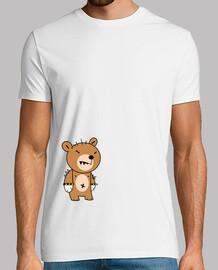 Punk bear