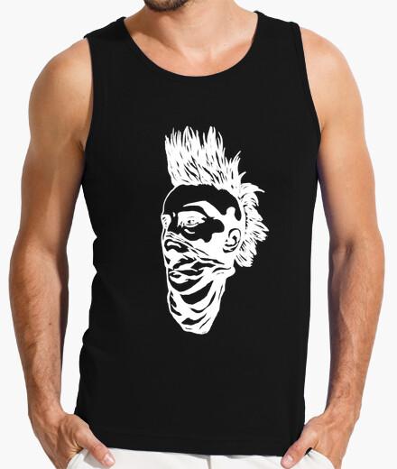 Camiseta punk boy reverse
