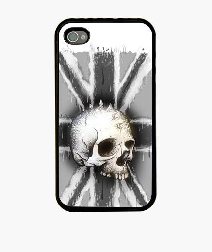 Coque iPhone punk britannique