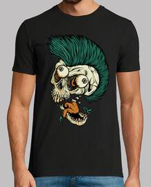 punk cráneo