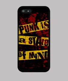 Punk is a state of mind