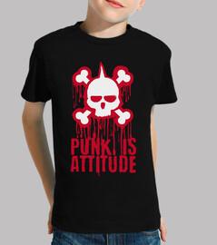 Punk is attitude