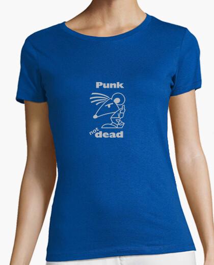 Tee-shirt Punk Not Dead by Stef