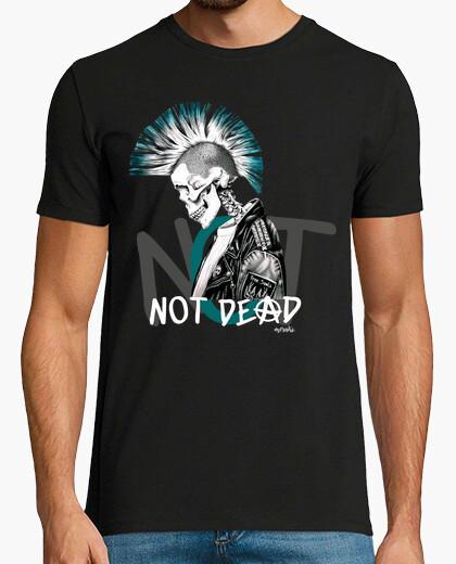 T-shirt punk not dead_chn