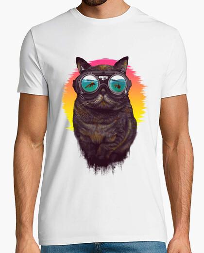 T-shirt punk sott'acqua