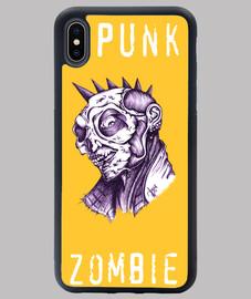 punk zombie color