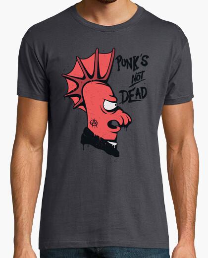 Camiseta Punk's not dead