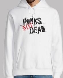 Punks not dead (sobre claro)