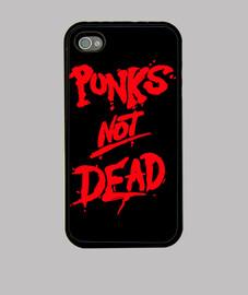 punks not graffiti morto