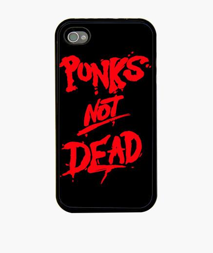 Coque iPhone punks not graffitis morts