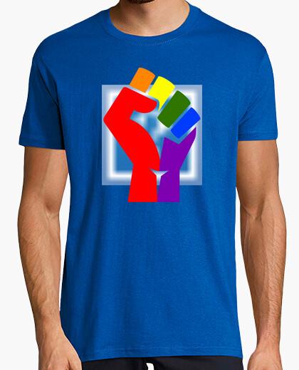 Camiseta Puño LGBT