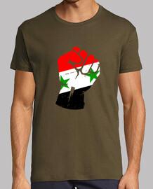 Puño, República Árabe Siria