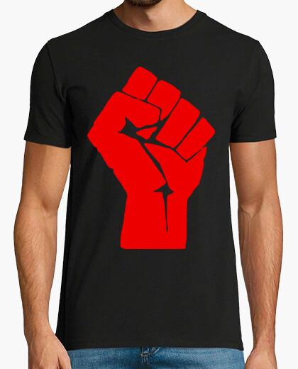 Camiseta Puño Revolucionario