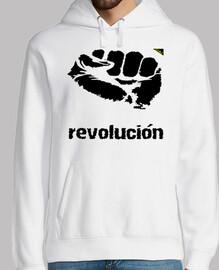 Puño revolucionario (Negra)