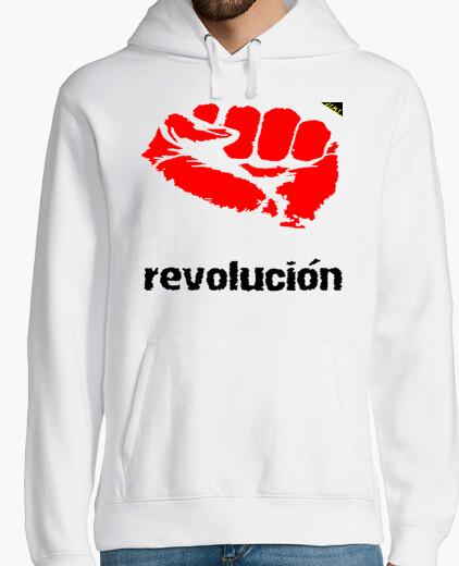 Jersey Puño revolucionario (Rojo y Negro)
