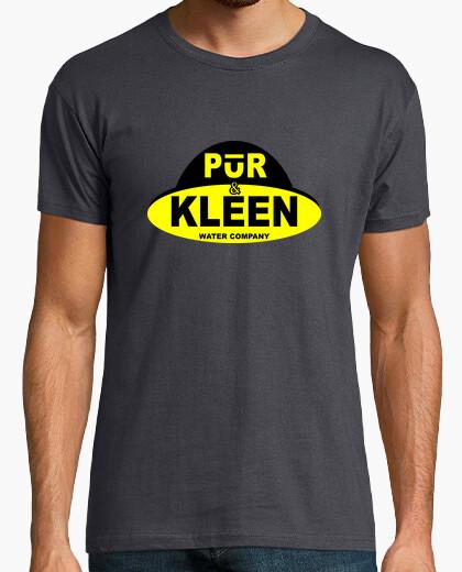 Camiseta Pur'n'Kleen Logo - The Expanse