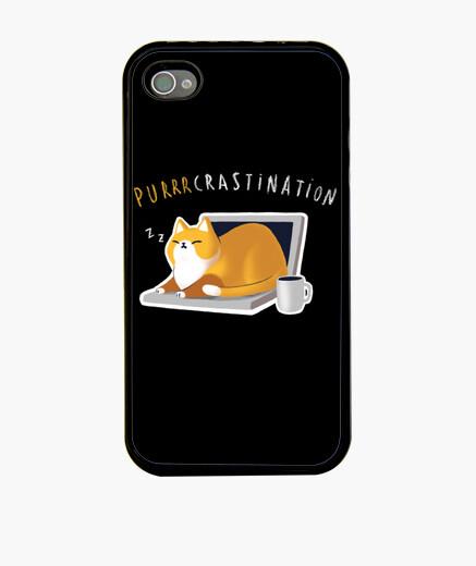 Funda iPhone Purcrastination case