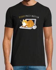 Purcrastination T-shirt