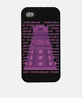 purple dalek iph4