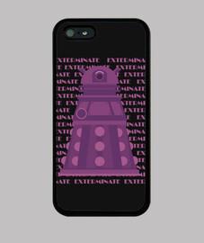 Purple Dalek IPh5