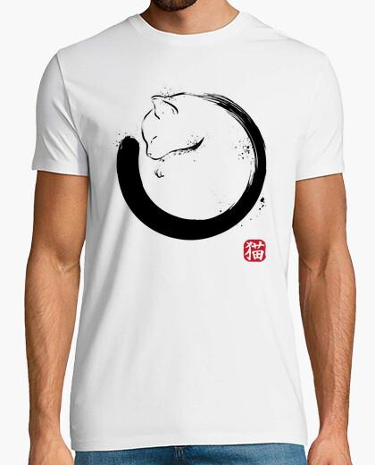 Camiseta Purrfect Circle