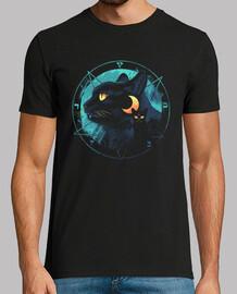 puss the evil cat shirt mens