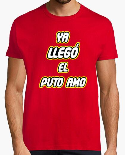 Camiseta PUTO AMO