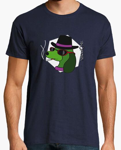 Camiseta Puto Perro Verde