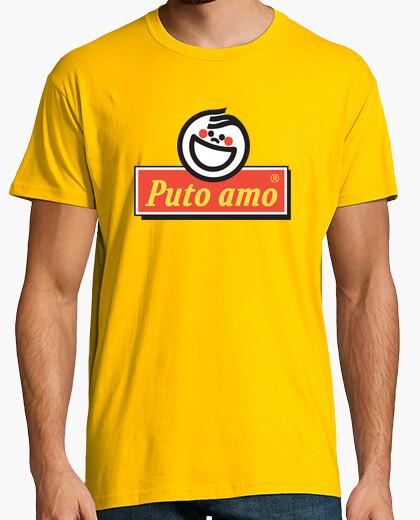 Camiseta Putoamo