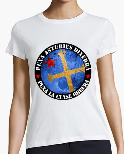 Camiseta Puxa Asturies